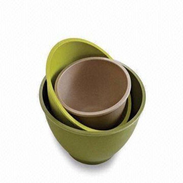 Bamboo Fiber Eco Bowl