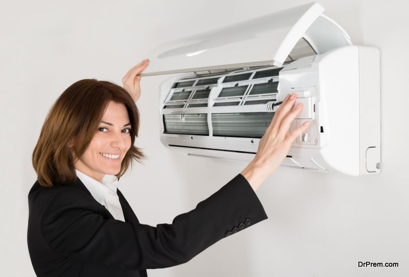 Energy-Efficient-AC-System