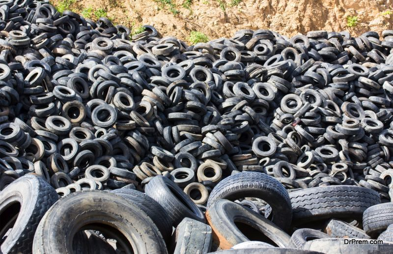 Problem of Waste Tyres