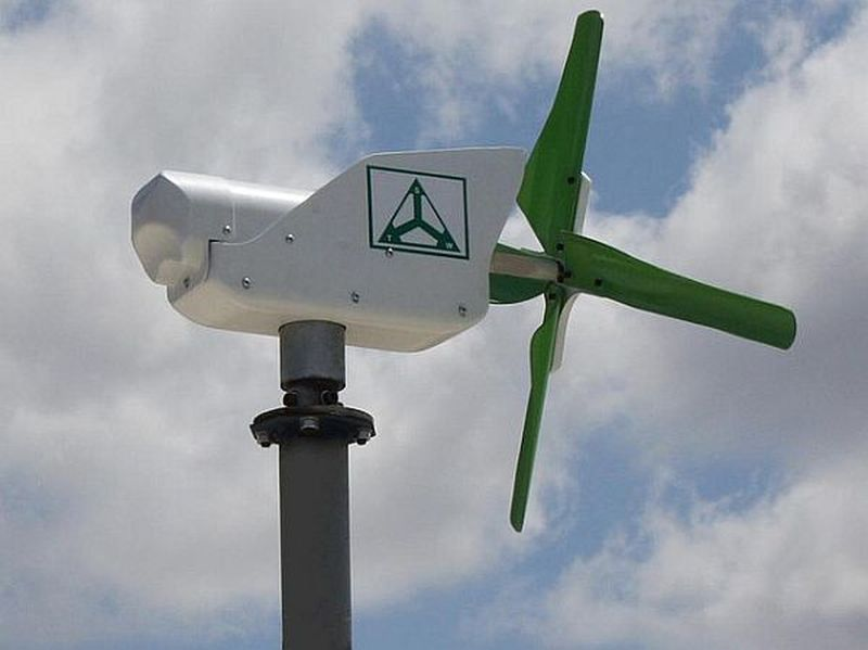 wind turbine for home