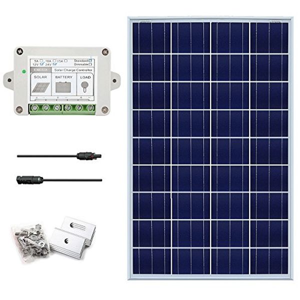 The Best Solar Power Panels For Your Rv And Camping Purposes