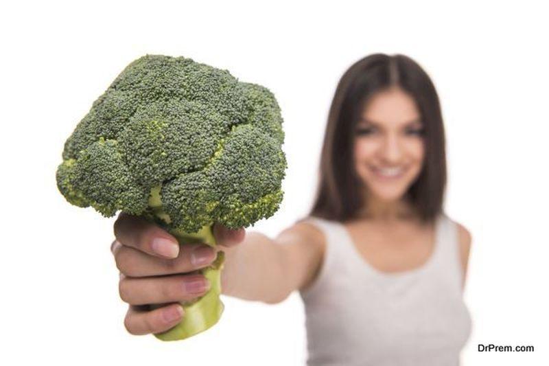 Broccoli benefits