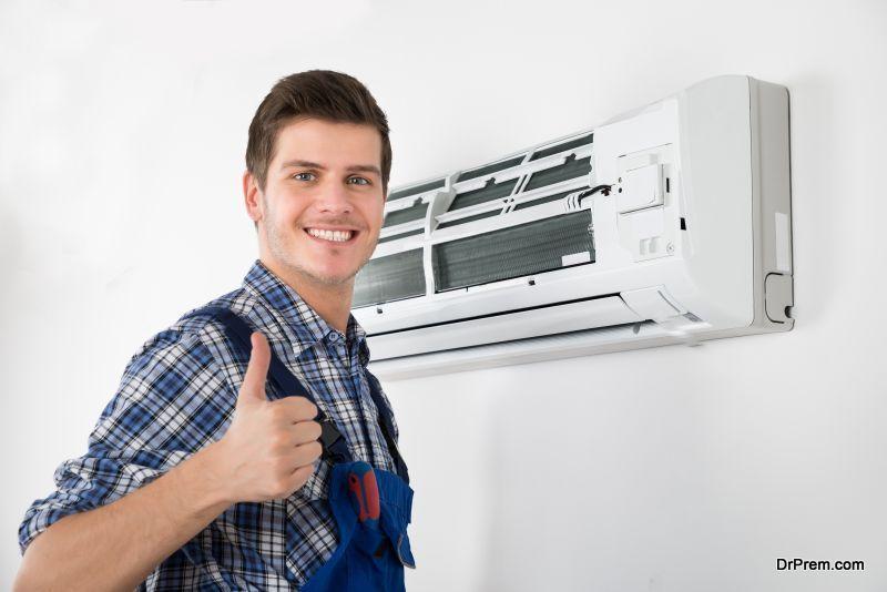 Solar Powered HVAC System