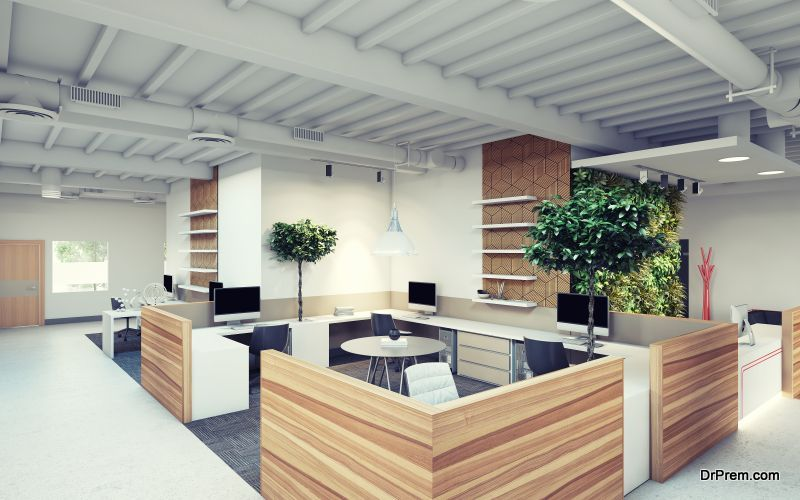 eco friendly decor ideas for your office