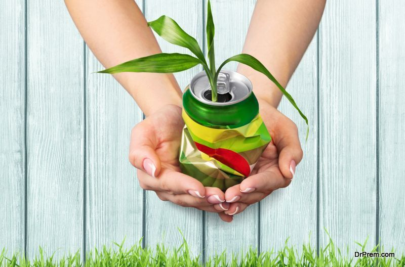 recycle aluminum products