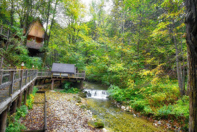 ecotourism tradition of Slovenia