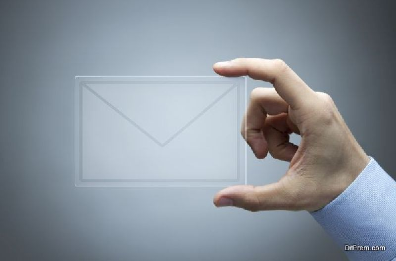 Email everything