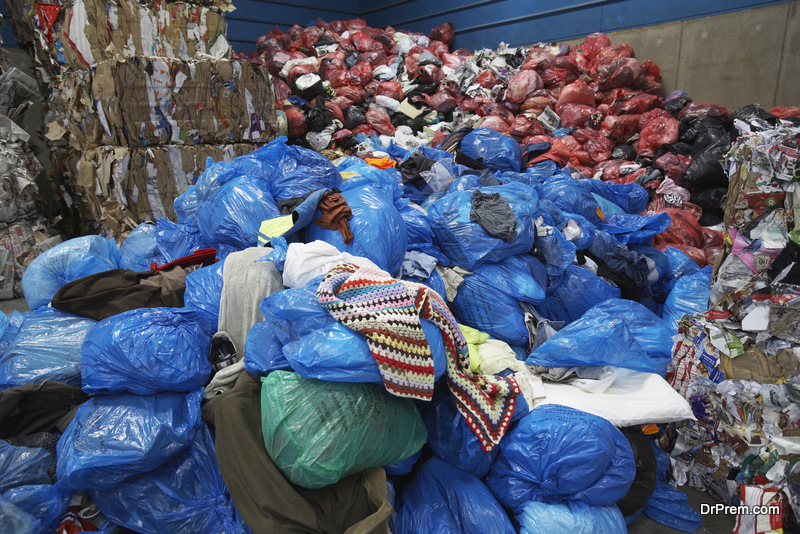 government has also introduced a waste management