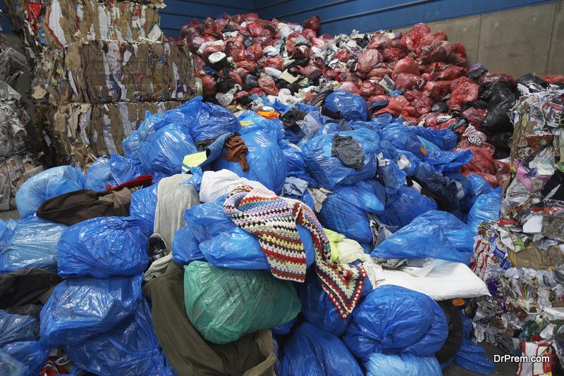 hanno anche introdotto una gestione dei rifiuti