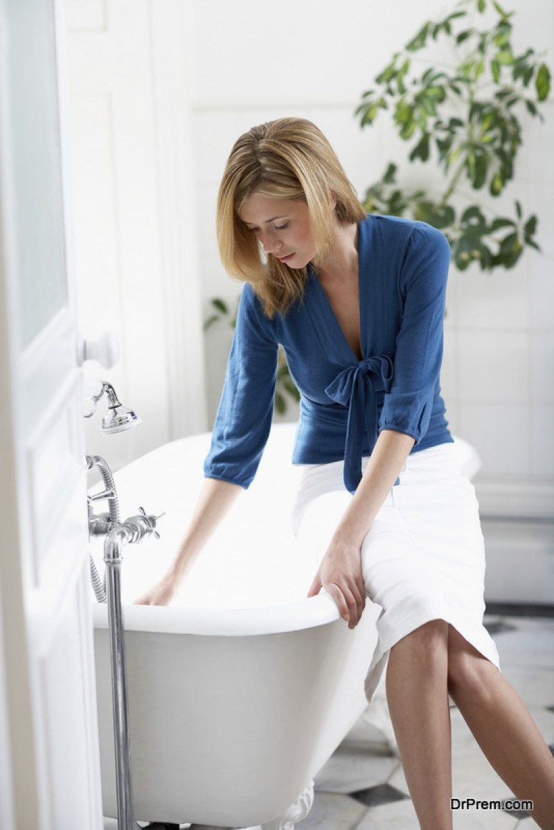 E.Coli is the most common germ found in bathroom tubs
