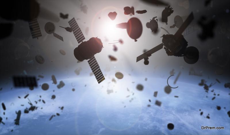 The space junk problem