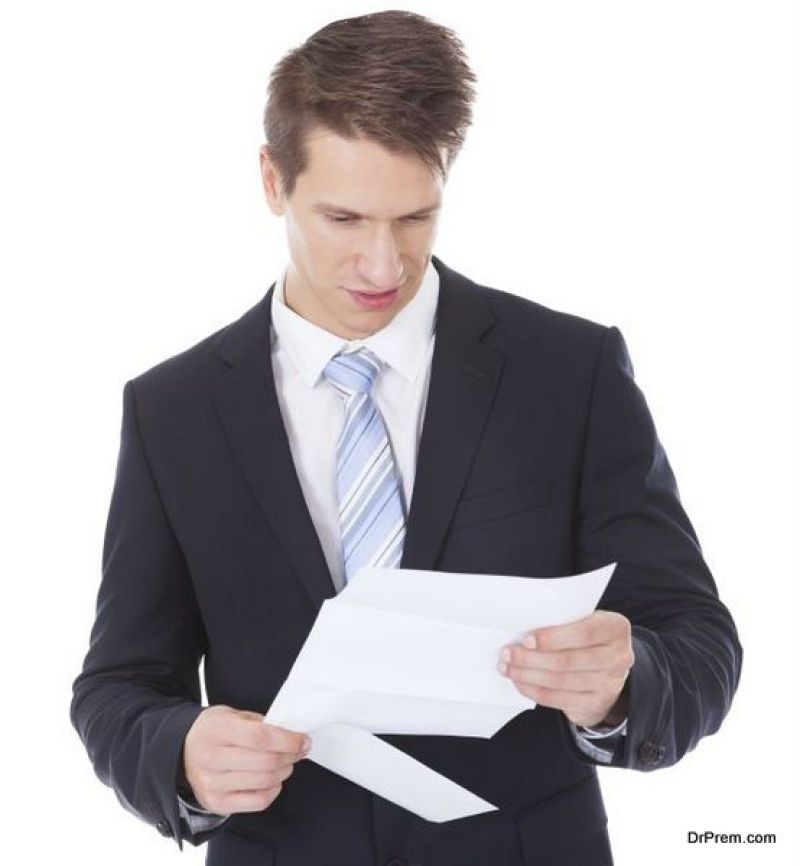 Envelopes and junk mails