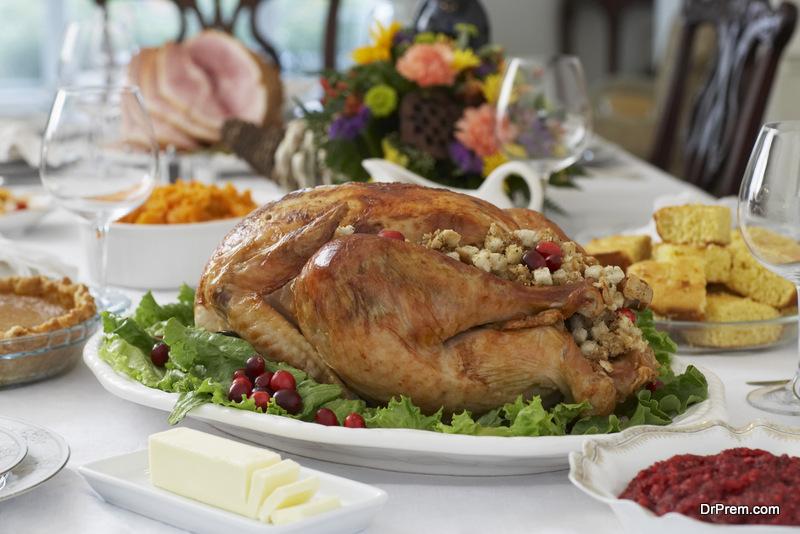 Skip the turkey