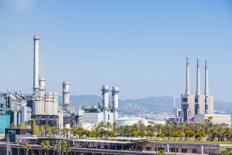 Waste Management's waste-energy plant