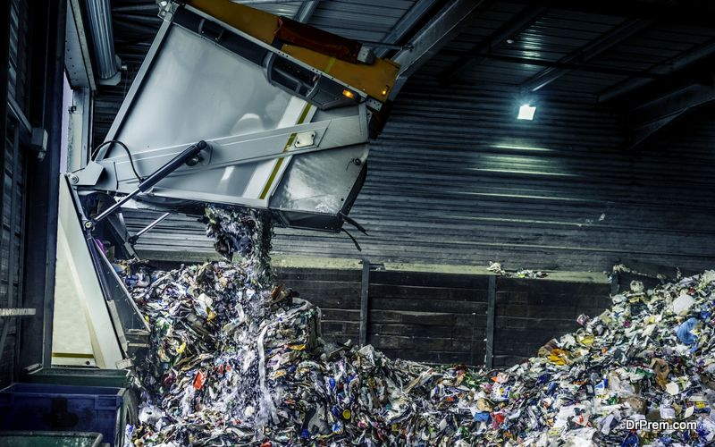 Waste-energy facilities in Europe