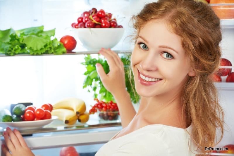 make fruits and vegetables pesticide free