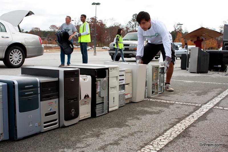 Organize-the-electronics