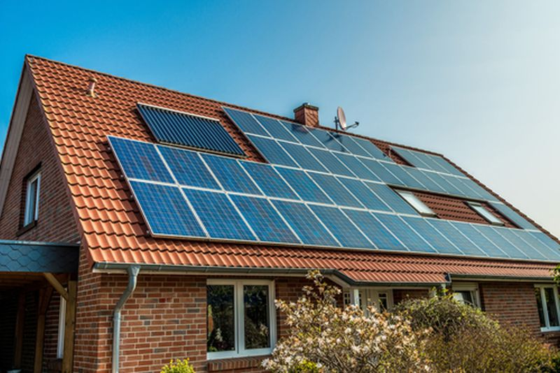Solar Powered Roofing
