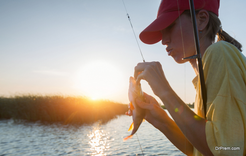 Eco-Friendly Fishing Practices