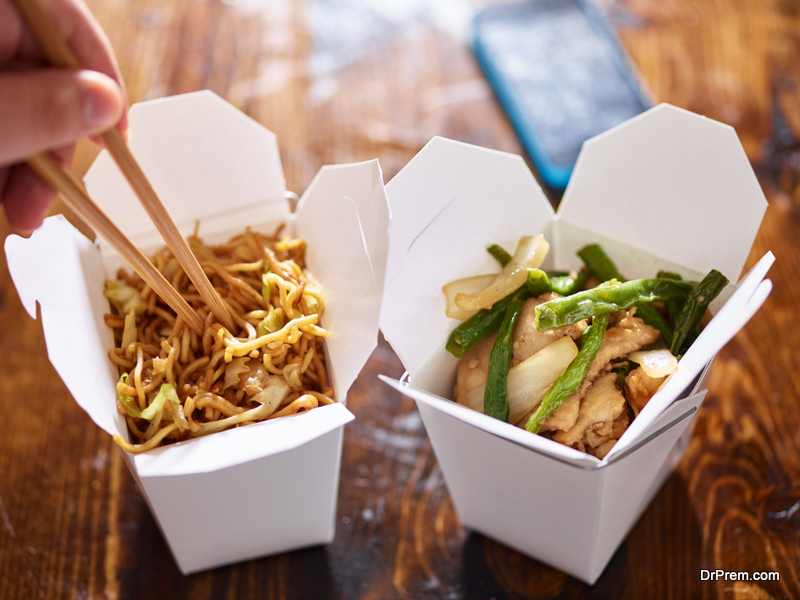 Environmental Cost of Your Takeaway Containers