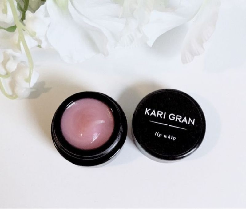 Kari Gran Tinted Lip Whip in Peppermint
