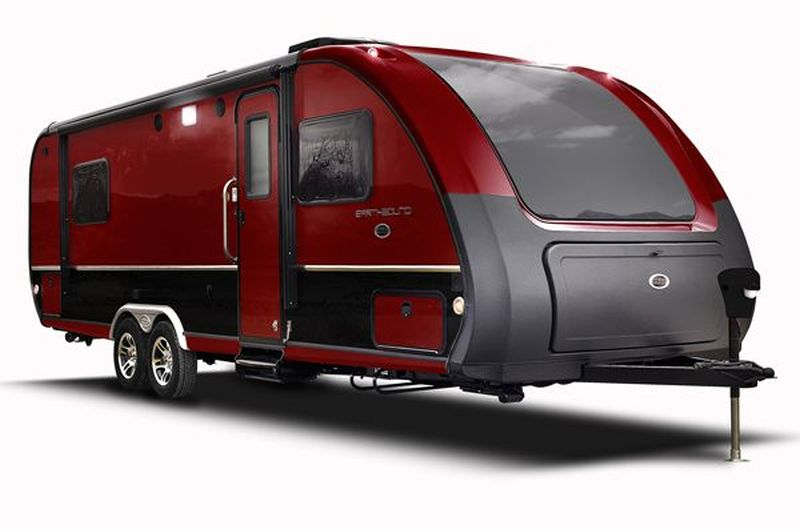 Earthbound RV- travel trailer