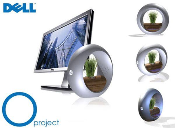 O Project Dell personal computer concept
