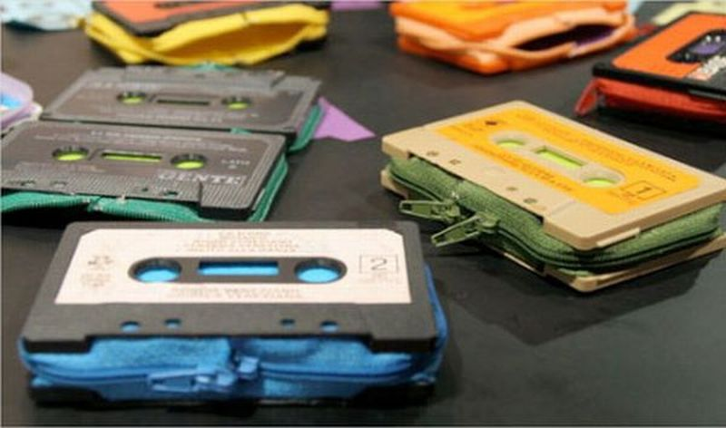 Wallets made from recycled materials for the eco conscious
