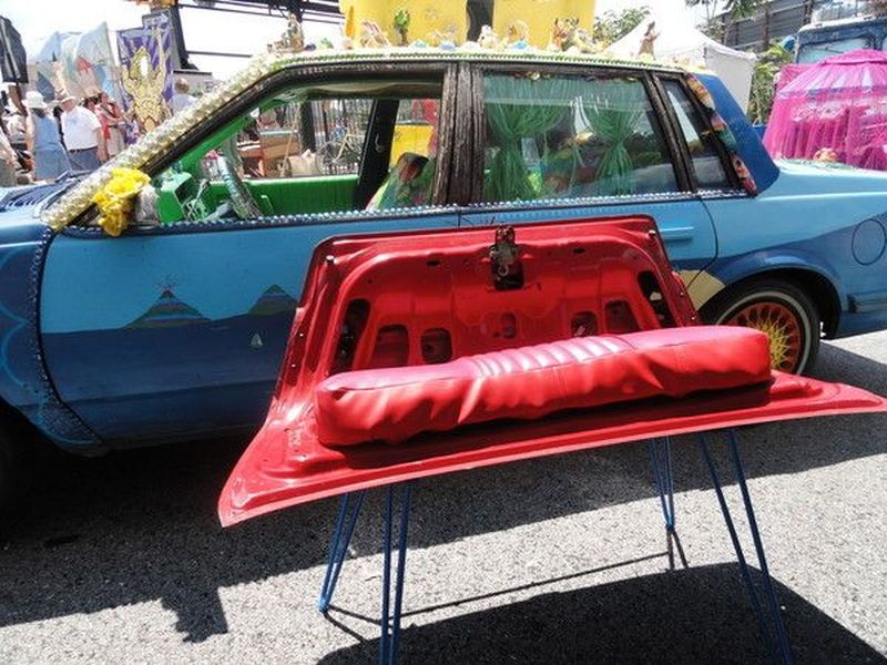 Crazy Ray's amazing furniture