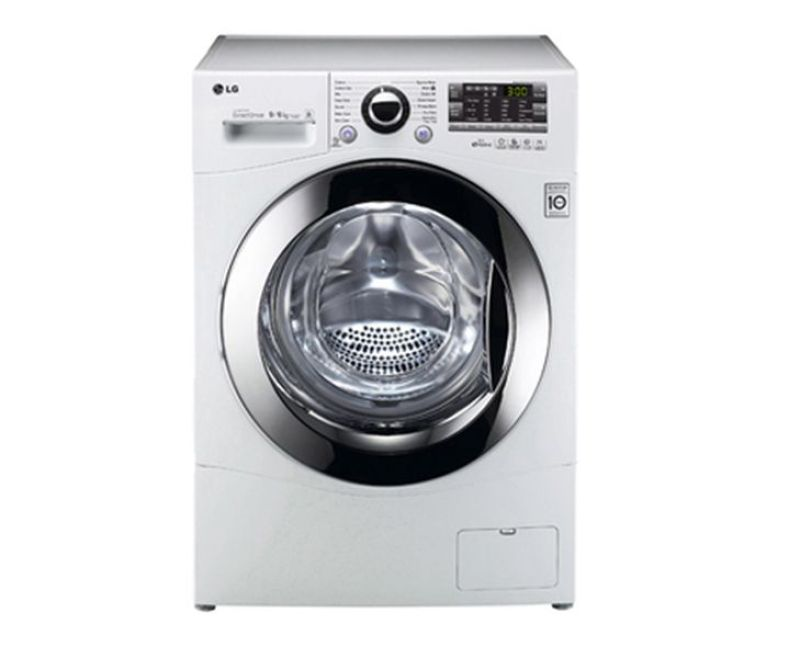 LG F1403RDS29 steam washer dryer