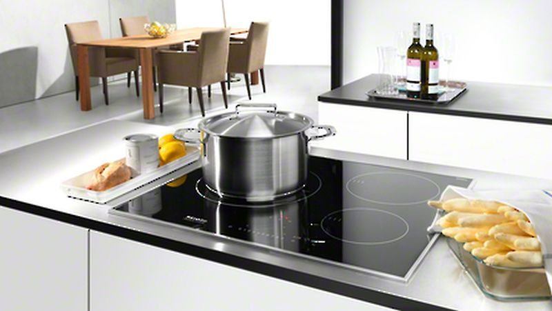 Miele 5957 induction top cooker