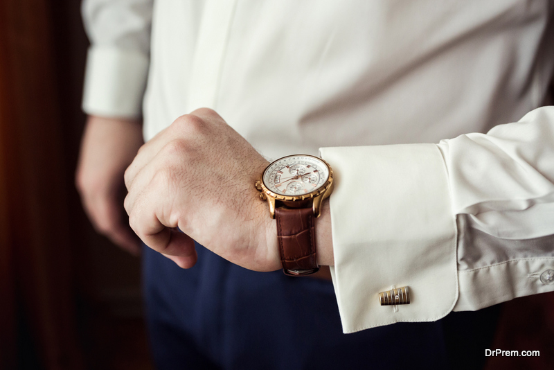 Why Men Buy and Wear Luxury Watches