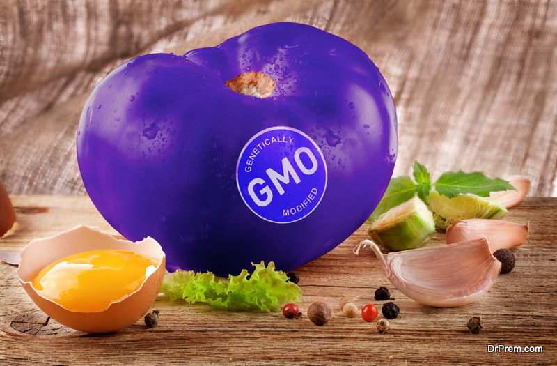 Genetically modified