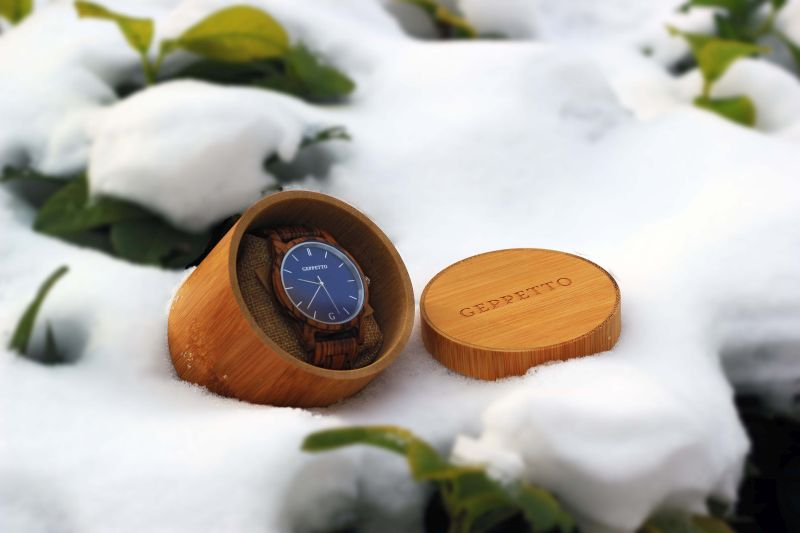 Geppetto Wooden Watch