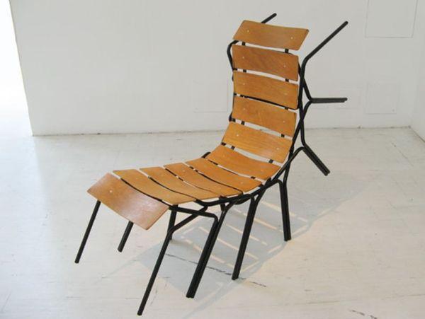 100 chairs in 100 days wonder