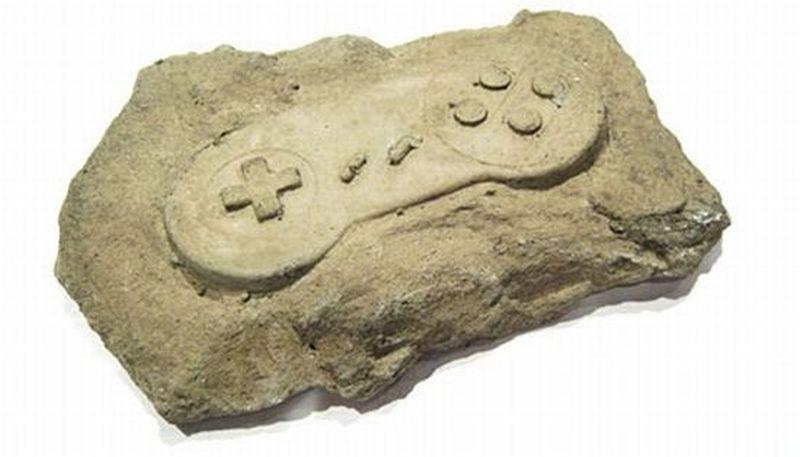Modern Fossils Imaginative art