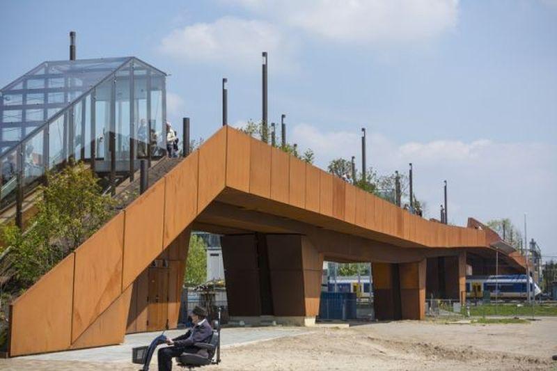 Paleisbrug pedestrian Bridge