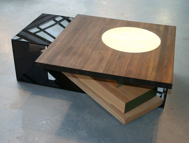 The Contemporary Table by Loukas Morley