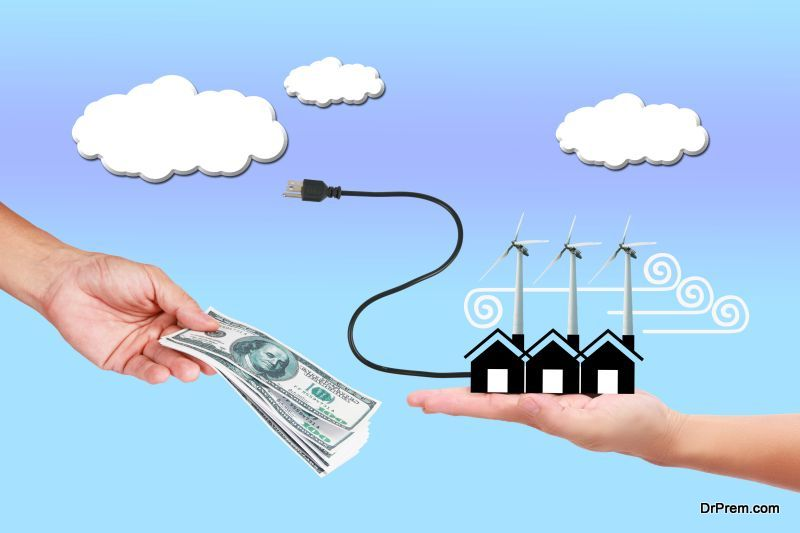 choose between cost and environmental impact