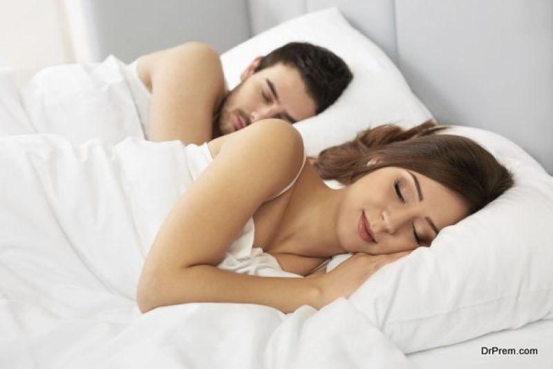 fixed sleep schedule