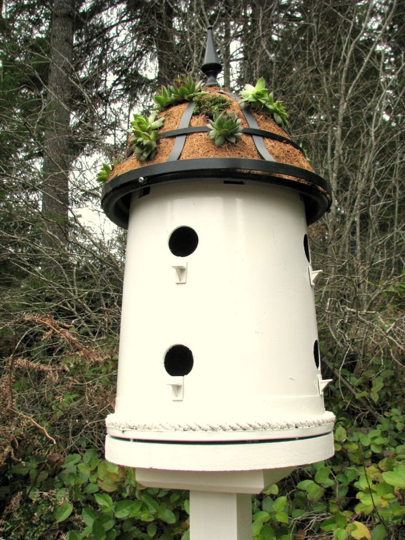 The Plant Pot Bird House