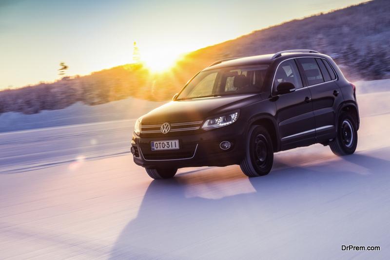 extended warranty for brand new Volkswagen
