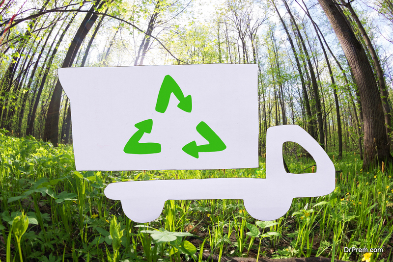 recycling pickup business