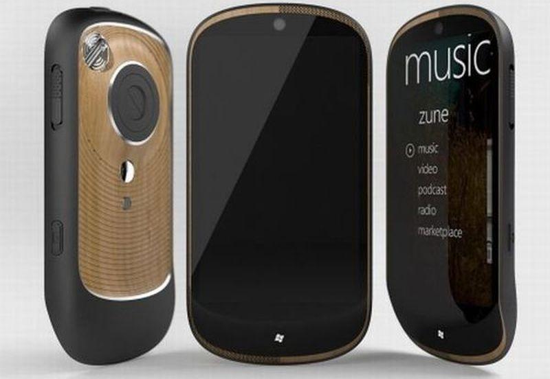 Bamboo window phone