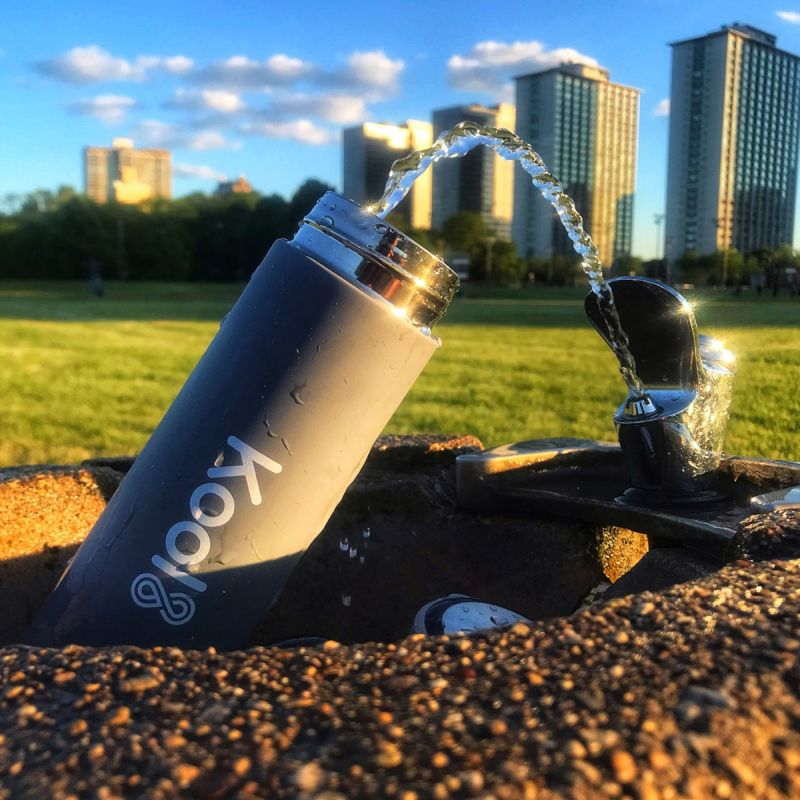 Kool8 Reusable Water Bottle