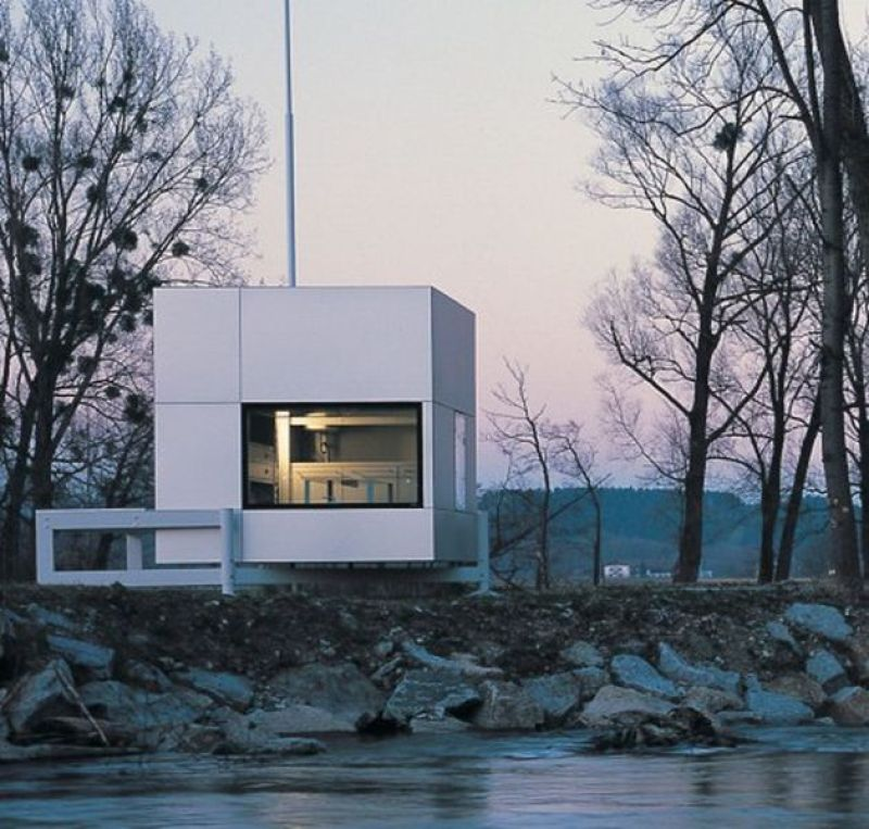 The Micro Compact Home by Richard Horden