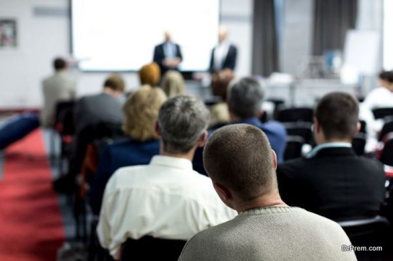 Attend seminars and workshops