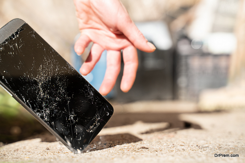 Protect Your Phone Against the Elements