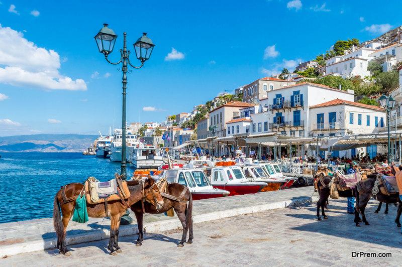 Hydra-Greece