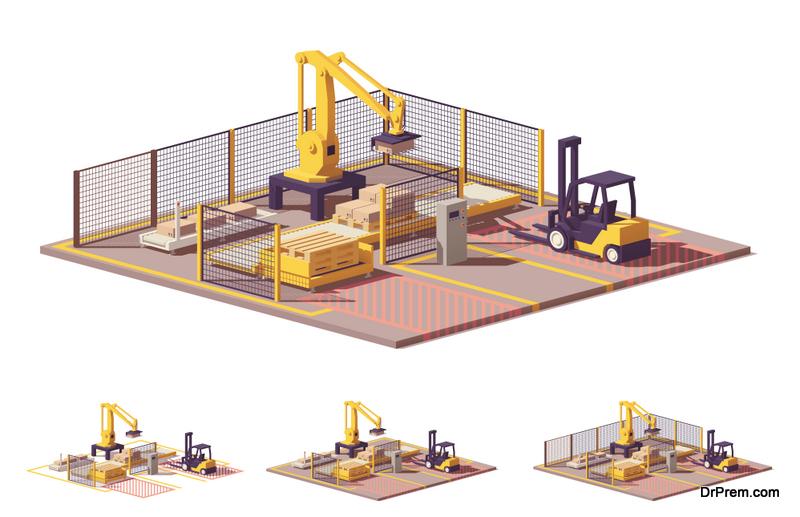 Robotic-Machine-Tending